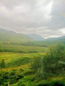 Arisaig, Scotland © M. J. Steel Collins.