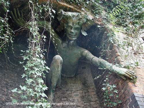 The Crouch End Spriggan.