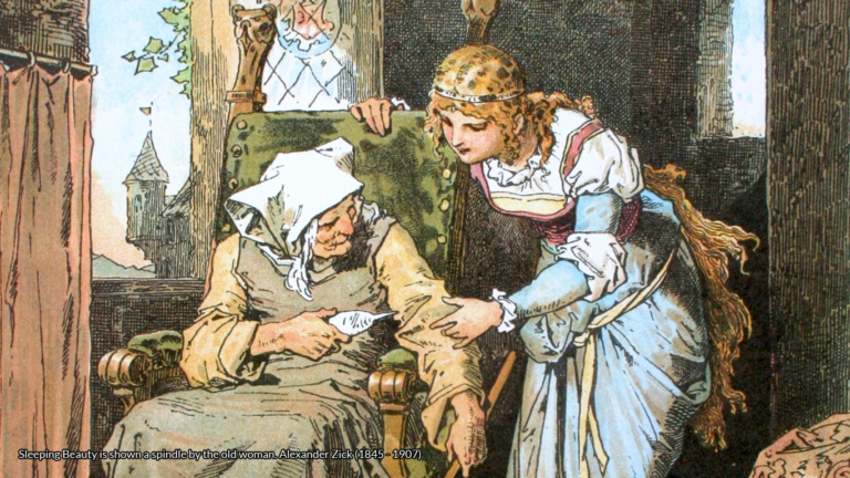 Unravelling The Sexual Mystique Of Sleeping Beauty Folklorethursday