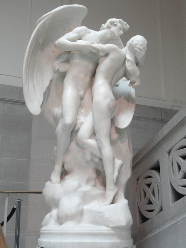 Immortal Love by Daniel Chester French 1923, Corcoran Gallery (National Gallery of Art), Washington, D.C.