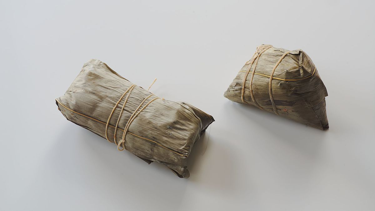 Two zong zi styles © By Dllu - CC BY-SA 4.0, https://commons.wikimedia.org/w/index.php?curid=49326604