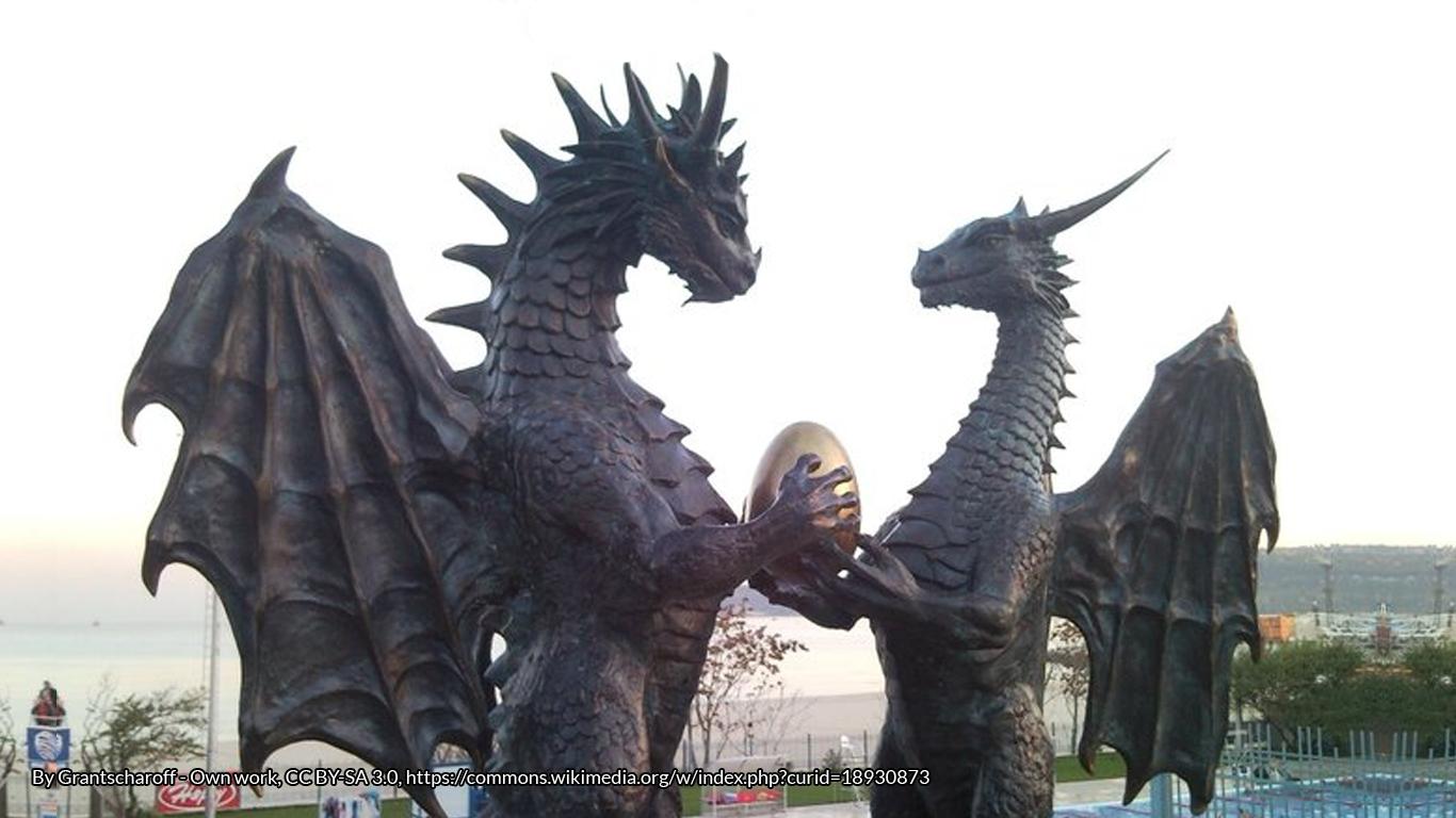 Dragon Legends: Dragon Legends: Myth Or Half-Truth?