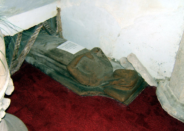 The effigy known as Molly Grime, in St Peter's Church, Glentham David Wright (CC BY-SA 2.0) http://www.geograph.org.uk/photo/69932