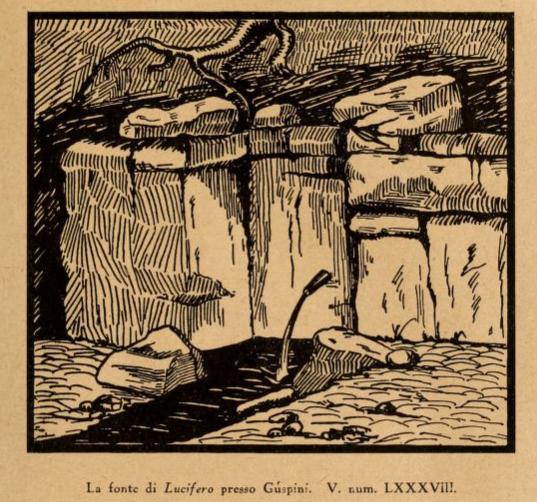 The font of Lucifer. Leggende e Tradizioni di Sardegna, p125