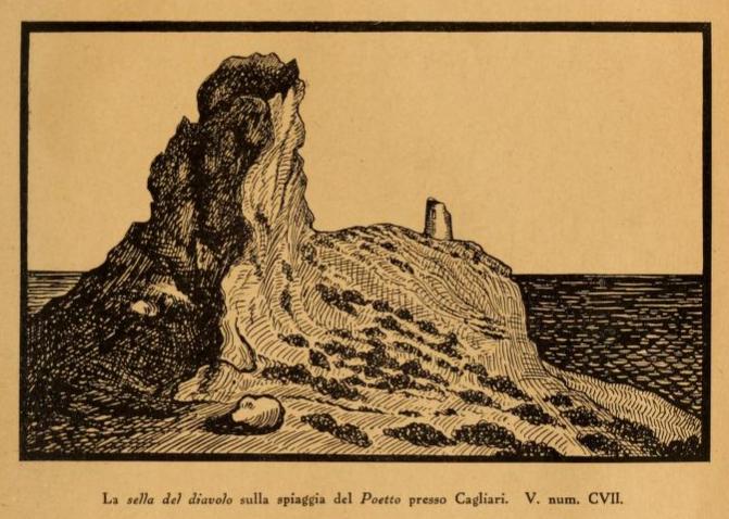 The Devil's Saddle. Leggende e Tradizioni di Sardegna, p155