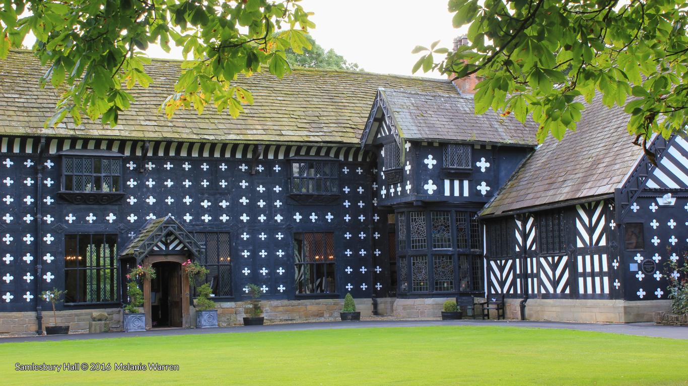 Samlesbury Hall, Lancashire