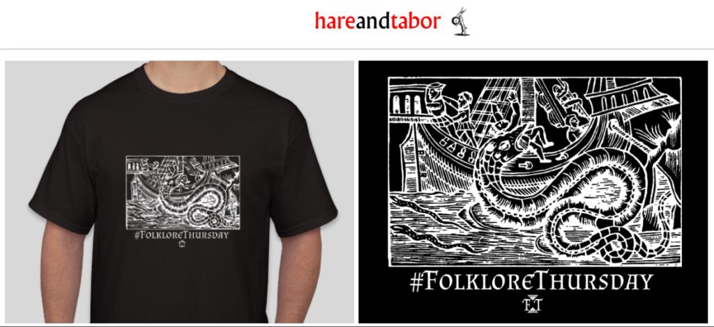 FolkloreThursday Tshirt