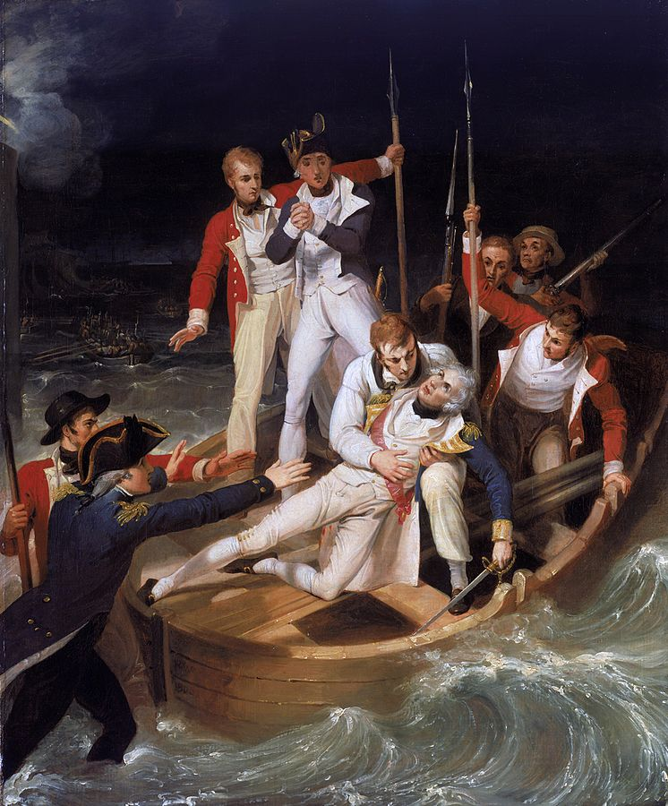 By Richard Westall - National Maritime Museum website, Public Domain, https://commons.wikimedia.org/w/index.php?curid=1096472