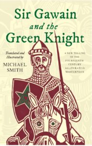 Gawain and the Green Knight book cover