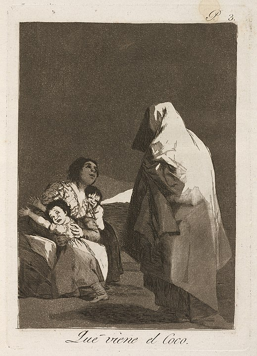 By Francisco Goya - National Gallery of Art., Public Domain, https://commons.wikimedia.org/w/index.php?curid=24008334