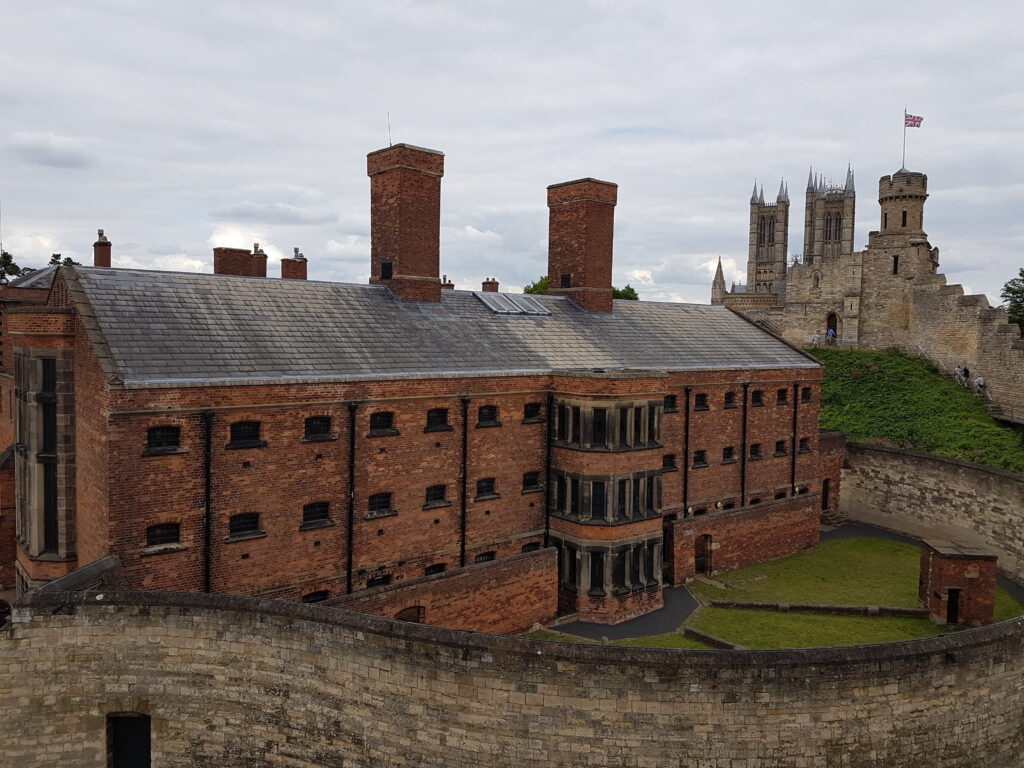 Lincoln Castle © Catherine Cawley