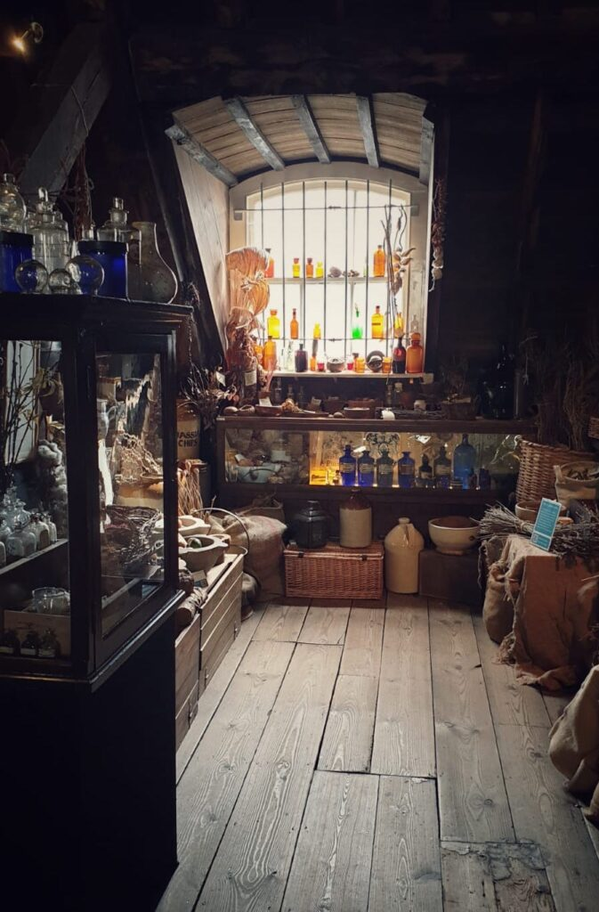 Old Operating Theatre Museum and Herb Garret by Monica Ann Walker Vadillo, used with permission.