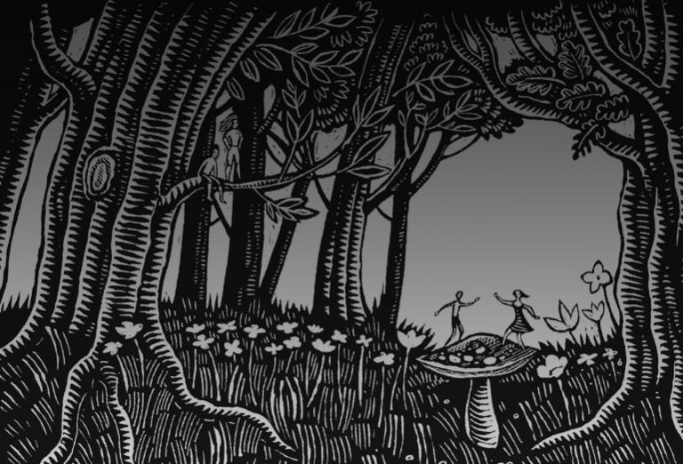 Trees, by Joe McLaren.